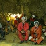 Relazione  circa la terza uscita pratica del 19 corso di speleologia