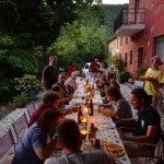 Cena di Gruppo in quel di Gazzo