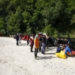 Grande gita sociale al Buso della Rana 1 Luglio 2012